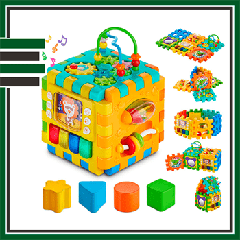 Cube best toy for kids