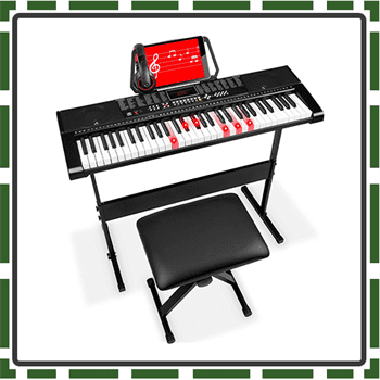 LED Best Electric PIano for kids