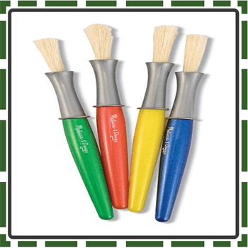 Melissa and doug Best Kids paint brushes