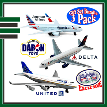 Daron airline best airplane toy for kids
