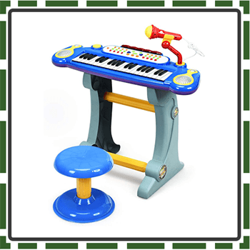 Pink Best Electric PIano for kids
