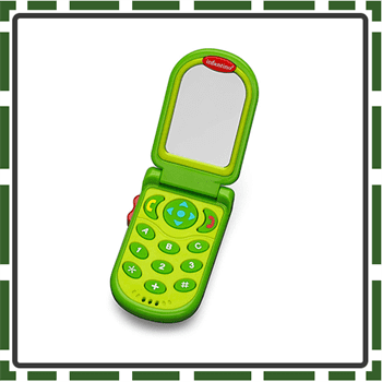Infantino best kids cellphone toy