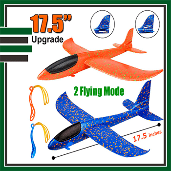 2 Pack best airplane toy for kids