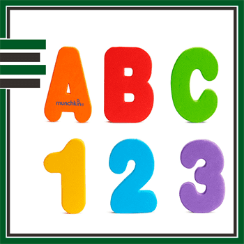 Munchkin Best ABC toy for kids