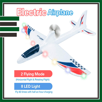 Electric best airplane toy for kids