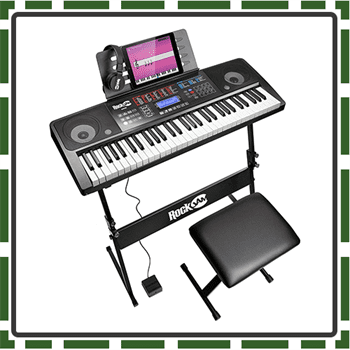 Rock Jam Best Electric PIano for kids