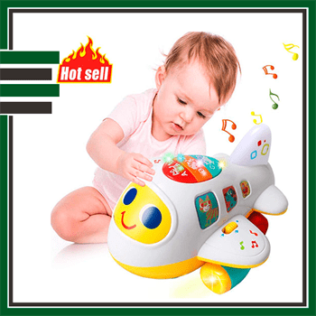 Huile Baby best airplane toy for kids