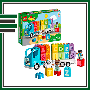 LEGO Best ABC toy for kids