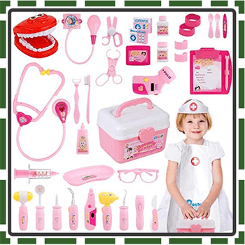 Best 37 Pieces Doctor Toys