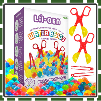 Best Beads Outdoor Water Toys