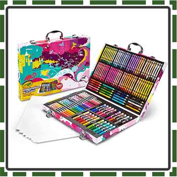 Best Crayola Craft Kits for Adults