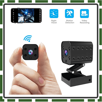 Monitoring Best Rechargeable Mini Camera