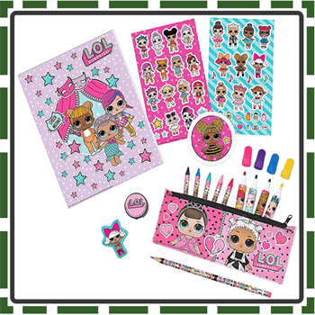 Best multicolor Personalized Stationery for Kids
