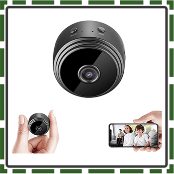 WiFi Remote Best Rechargeable Mini Camera
