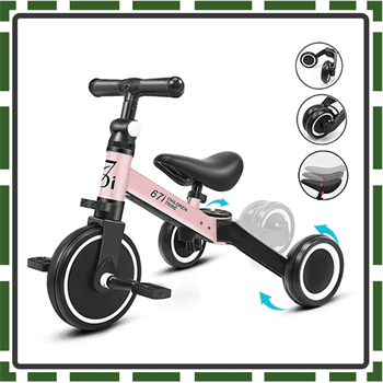 Best Three in one Tricycles for Toddlers