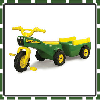 Best Tomy Pedal Tractors for Kids