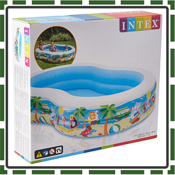 Best Paradise Swimming Pool for Kids