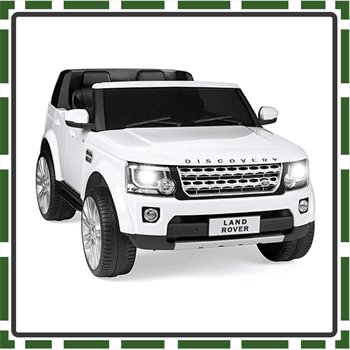 Best Land Rover Electric Car for Kids