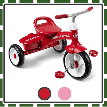 Best Red Tricycles for Toddlers
