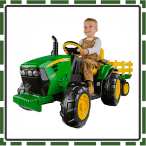 Best Ground Force Pedal Tractors for Kids