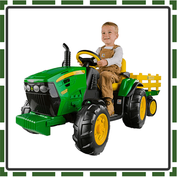 Best Perego Pedal Tractors for Kids