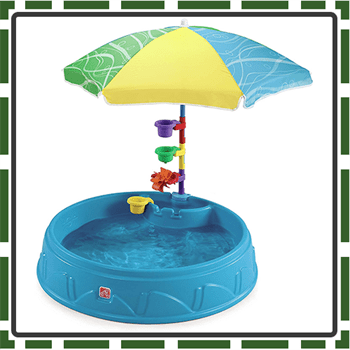 Best Shaded Swimming Pool for Kids