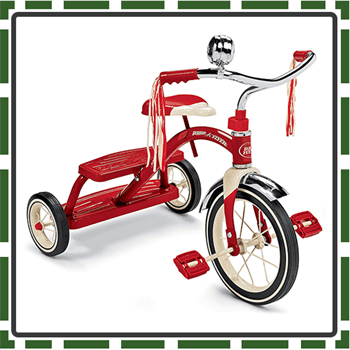 Best Classic Tricycles for Toddlers
