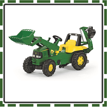 Best Cute Pedal Tractors for Kids