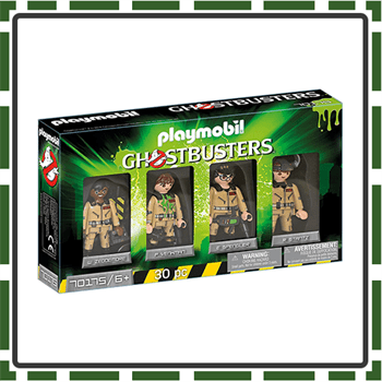 Best PLAYMOBIL Ghost Buster Toys