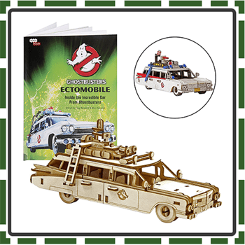 Best 3D Ghost Buster Toys