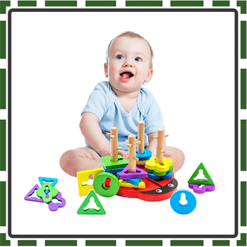 Best Stacking Montessori Toys for Babies