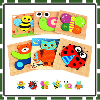 Best Puzzle Montessori Toys for Babies