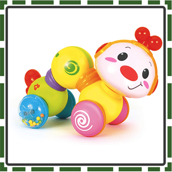 Best Wiggle Toys for Crawlers