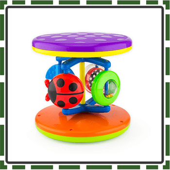 Best Sassy Toys for Crawlers