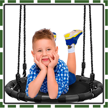 Best Round Swing Sets for kids